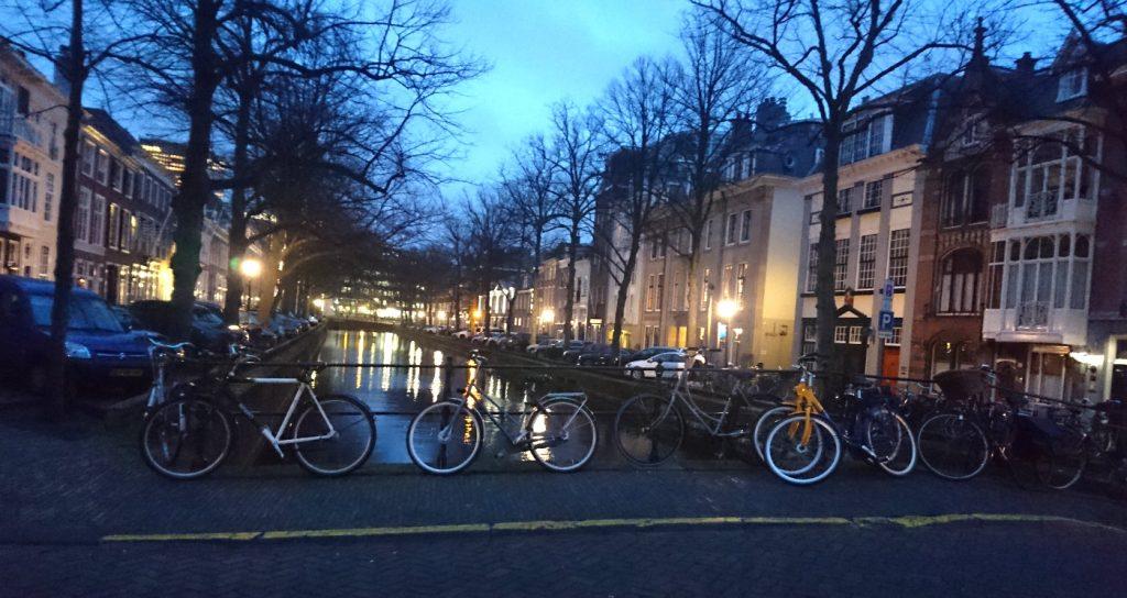 bicicletas la haya