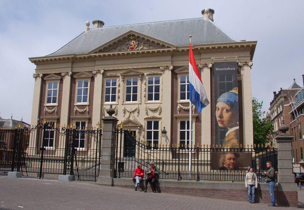 maurithuis la haya johannes vermeer