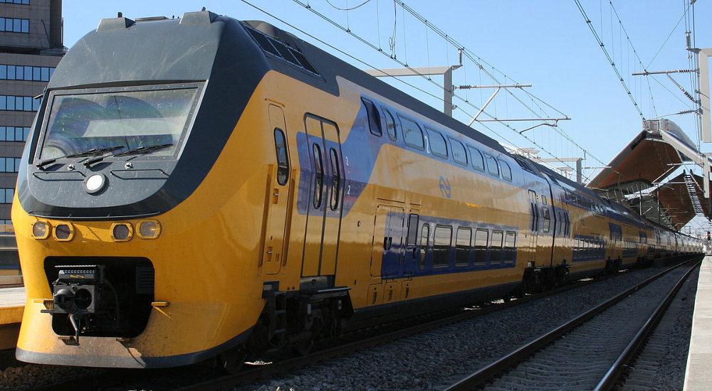la haya tren