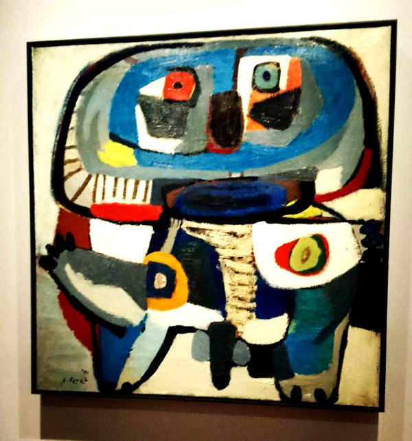 arte moderno en el rijksmuseum