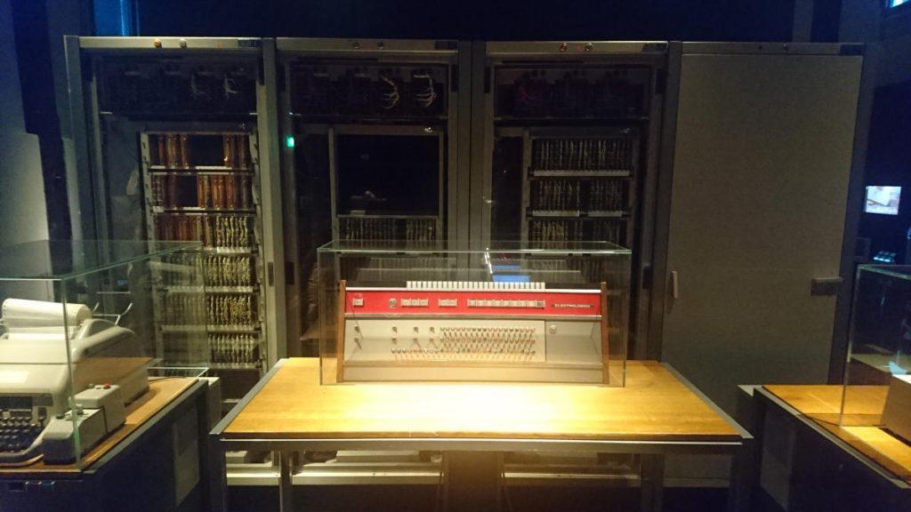 primera computadora holanda leiden