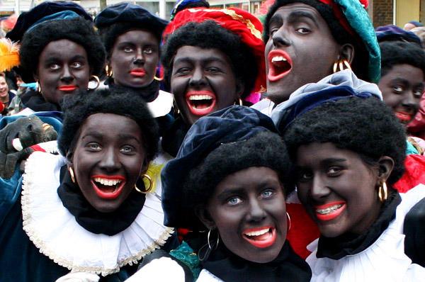 holandeses zwarte piet