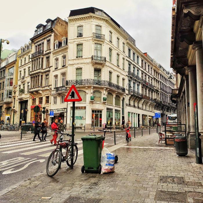 calle bruselas