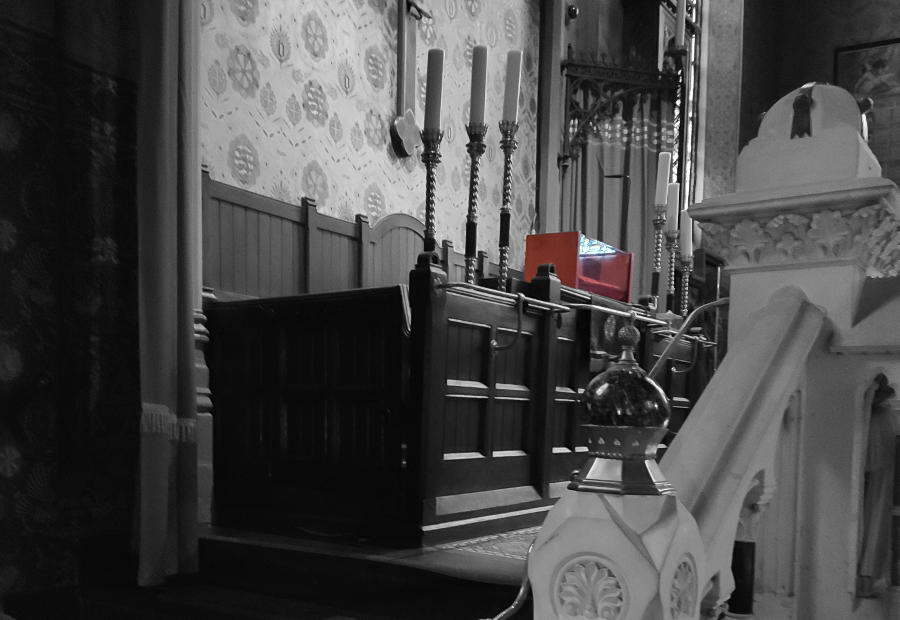 basílica sangre de cristo