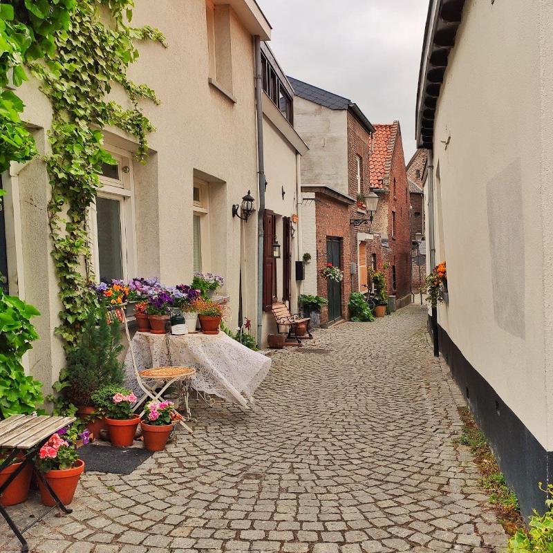 calle Maastricht países bajos