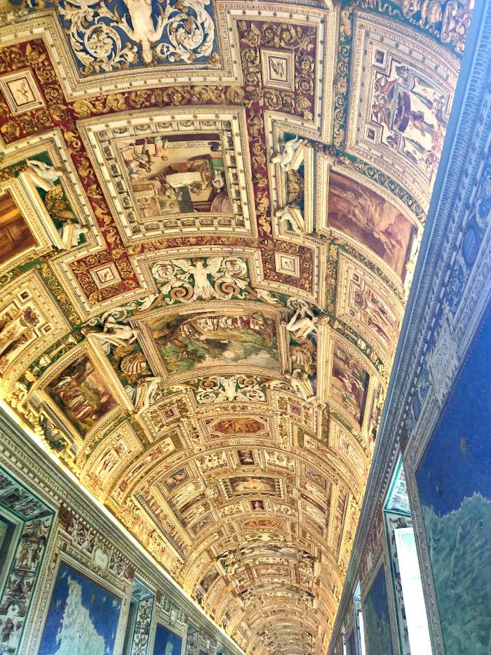 techo vaticano
